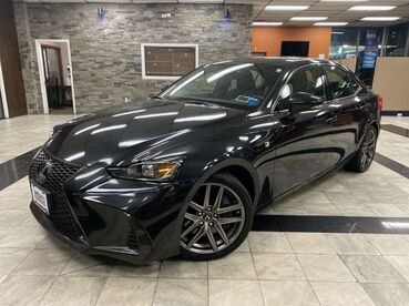 2017_Lexus_IS_IS 350 F Sport_ Worcester MA