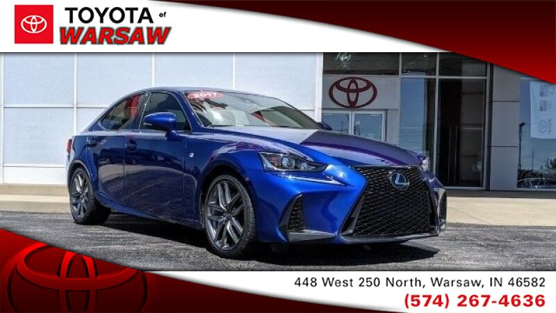 2017 Lexus IS IS 350 Warsaw IN