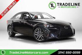 2017_Lexus_IS_IS Turbo F Sport_ CARROLLTON TX