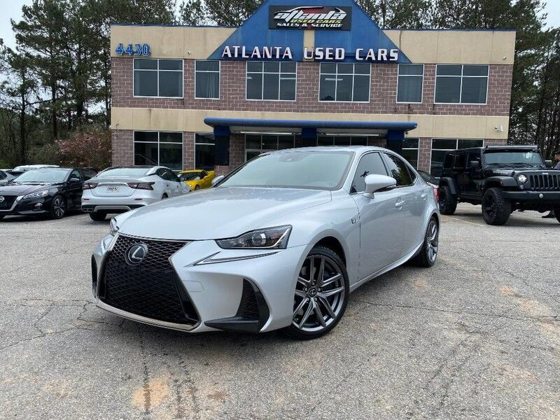2017 Lexus IS IS Turbo F Sport Lilburn GA
