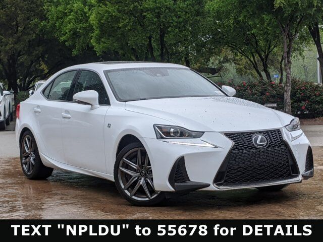 2017 Lexus IS IS Turbo F Sport San Antonio TX