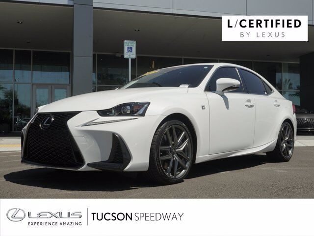 2017 Lexus IS IS Turbo F Sport Tucson AZ