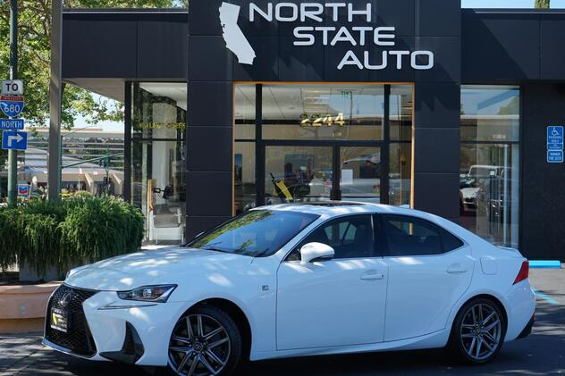 2017_Lexus_IS_IS Turbo F Sport_ Walnut Creek CA