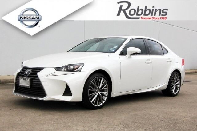 2017 Lexus IS IS Turbo Houston TX