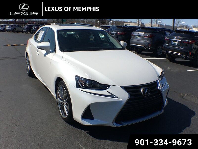 2017 Lexus IS IS Turbo Memphis TN
