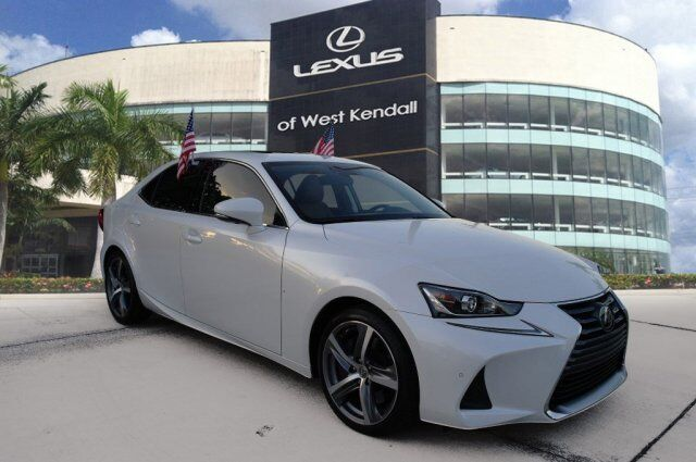 2017_Lexus_IS_IS Turbo_ Miami FL