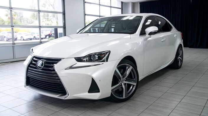 2017 Lexus IS IS Turbo Peoria AZ