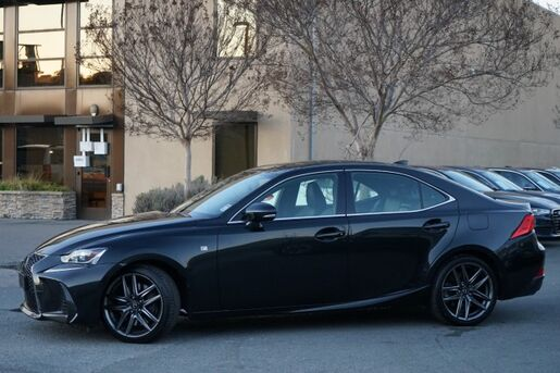 2017_Lexus_IS_IS Turbo_ San Rafael CA