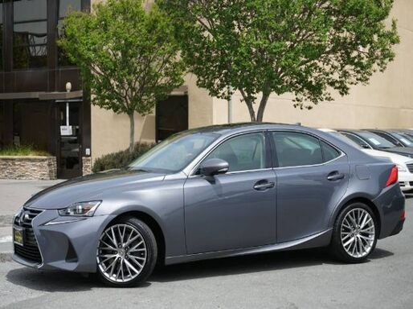 2017_Lexus_IS_IS Turbo_ San Rafael CA