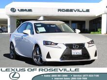 2017_Lexus_IS_Sedan_ Roseville CA