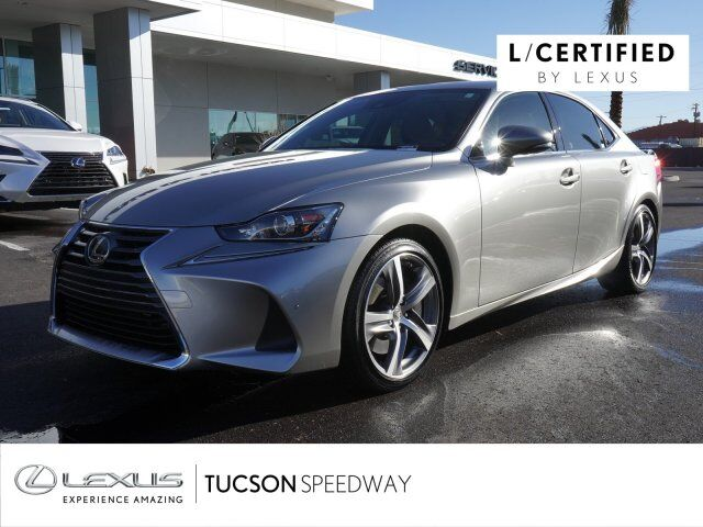 2017 Lexus IS Turbo Tucson AZ