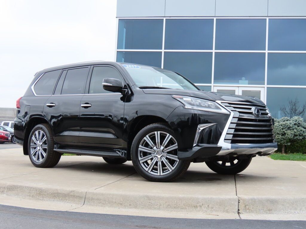 2017 Lexus LX 570 Kansas City MO
