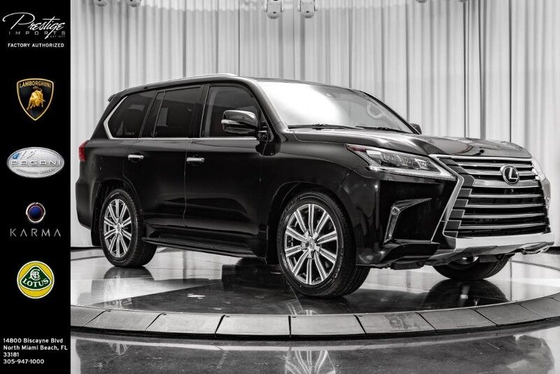 2017_Lexus_LX_LX 570_ North Miami Beach FL