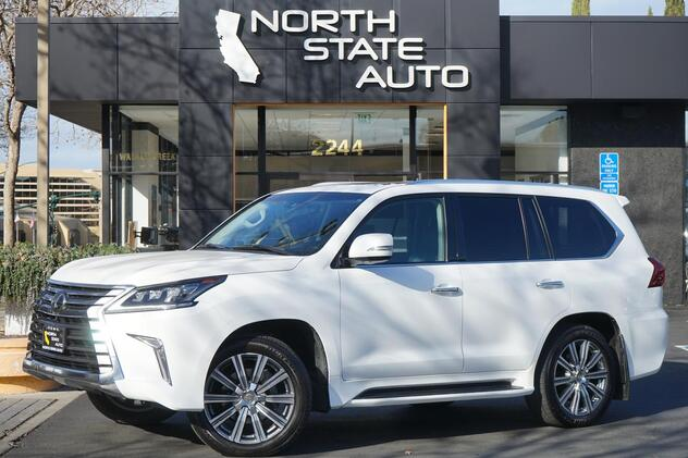 2017_Lexus_LX_LX 570_ Walnut Creek CA
