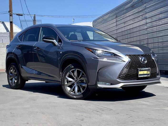 2017 Lexus NX  Los Angeles CA