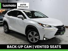 2017_Lexus_NX 200t_AWD Back-Up Cam Nav Vented Seats Blind Spot Asst_ Portland OR
