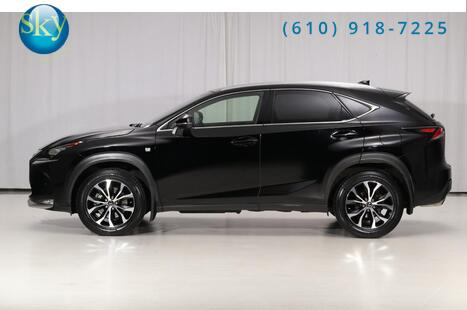 2017 Lexus NX 200t AWD F Sport West Chester PA