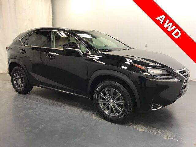 2017 Lexus NX 200t AWD Holland MI