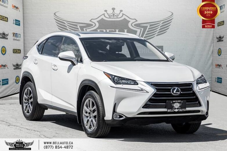 2017 Lexus NX 200t AWD, NO ACCIDENT, BACK-UP CAM, BLINDSPOT, COOLED SEATS Toronto ON
