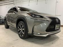 2017_Lexus_NX 200t_F Sport AWD 22k Mi Nav Back-Up Cam Heated Seats_ Portland OR