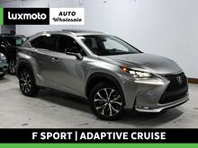 2017_Lexus_NX_200t F Sport AWD Nav Adaptive Cruise Heated Seats_ Portland OR