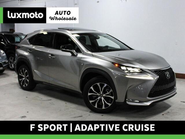 2017 Lexus NX 200t F Sport AWD Nav Adaptive Cruise Heated Seats Portland OR