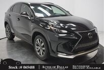 Lexus NX 200t F Sport BACK-UP CAMERA,KEY-GO,18IN WHLS 2017