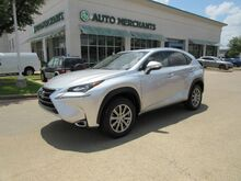 2017_Lexus_NX 200t_FWD LEATHER, BACKUP CAM, KEYLESS START, AUTO LIFTGATE, UNDER FACTORY WARRANTY_ Plano TX