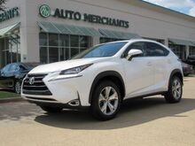 2017_Lexus_NX 200t_FWD LEATHER, NAVIGATION, BLIND SPOT, BACKUP CAM, HTD/CLD FRONT STS, LANE DEPARTURE, UNDER WARRANTY_ Plano TX