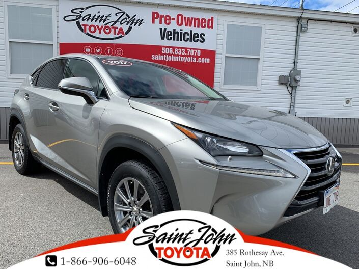 2017 Lexus NX 200t LUXURY FOR LESS! Saint John NB