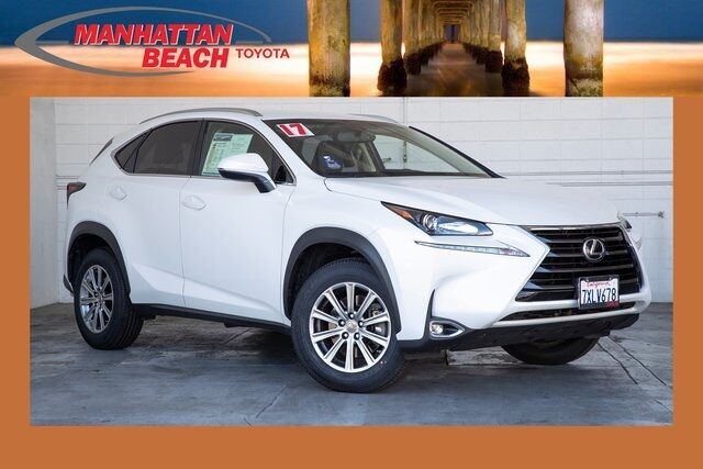 2017 Lexus NX 200t Manhattan Beach CA