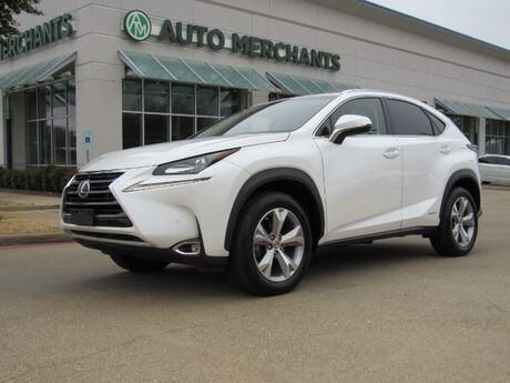 2017 Lexus NX 300h AWD NAV, BACKUP CAMERA, BLIND SPOT MONITOR, PARKING ASSIST, AUTOMATIC LIFTGATE Plano TX