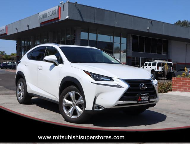 2017 Lexus NX NX Turbo Cerritos CA