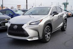 2017_Lexus_NX_NX Turbo F Sport_ Fort Wayne Auburn and Kendallville IN
