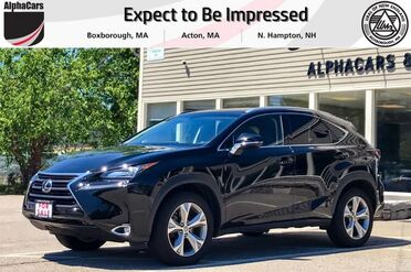 2017_Lexus_NX_Turbo AWD_ Boxborough MA