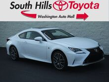 2017_Lexus_RC_300_ Washington PA