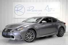 2017 Lexus RC Turbo F Sport Navigation Intuitive Parking