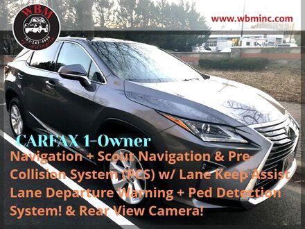 2017_Lexus_RX 350_AWD_ Arlington VA