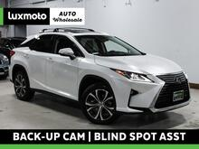 2017_Lexus_RX 350_AWD Nav Vented Seats Back-Up Cam Blind Spot Asst_ Portland OR