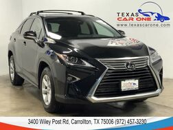 2017_Lexus_RX 350_AWD PREMIUM PKG BLIND SPOT MONITORING SUNROOF LEATHER REAR CAMER_ Carrollton TX