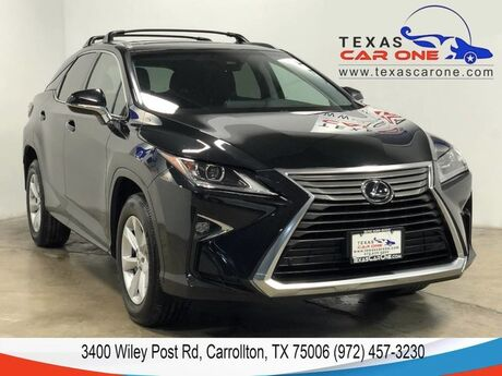 2017 Lexus RX 350 AWD PREMIUM PKG BLIND SPOT MONITORING SUNROOF LEATHER REAR CAMER Carrollton TX