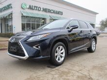 2017_Lexus_RX 350_AWD ***Premium Package, Navigation System*** Adaptive Cruise Control, Back-Up Camera, Blind Spot Mon_ Plano TX