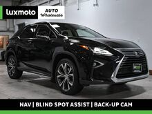 2017_Lexus_RX 350_AWD Vented Seats Nav Back-Up Cam Blind Spot Asst_ Portland OR