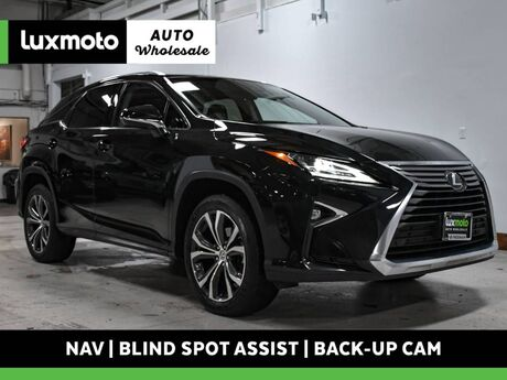 2017 Lexus RX 350 AWD Vented Seats Nav Back-Up Cam Blind Spot Asst Portland OR