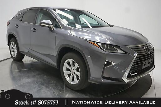 2017_Lexus_RX_350 CAM,HTD STS,KEY-GO,18IN WHLS_ Plano TX