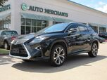 2017 Lexus RX 350 FWD LEATHER, HTD/CLD STS, NAVIGATION, BLIND SPOT, SUNROOF, BLUETOOTH CONNECTIVITY, UNDER WARRANTY