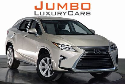2017_Lexus_RX_350_ Hollywood FL