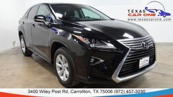 2017_Lexus_RX 350_LEXUS SAFETY SYSTEM PLUS LEATHER SEATS BACKUP CAMERA KEYLESS STA_ Carrollton TX