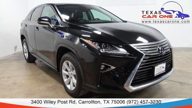 2017 Lexus RX 350 LEXUS SAFETY SYSTEM PLUS LEATHER SEATS BACKUP CAMERA KEYLESS STA Carrollton TX