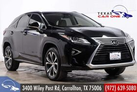2017_Lexus_RX 350_LEXUS SAFETY SYSTEM PLUS PREMIUM PKG NAVIGATION BLIND SPOT ASSIST_ Carrollton TX
